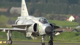airpower 2016 saab ajs 37 viggen
