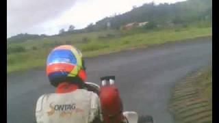 Kart #777 on-board em Morro da Fumaça - 2ª Etapa Sul-Catarinense