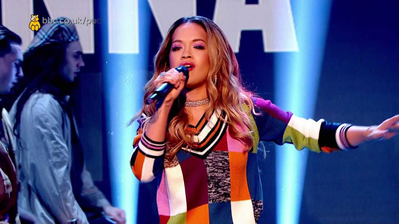 Download Rita Ora - Anywhere - Children in Need 2017