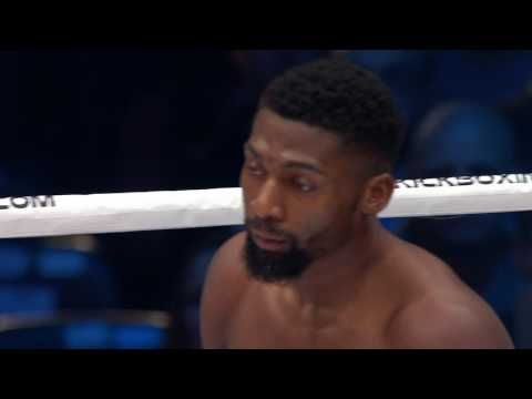 GLORY 39 Brussels: Cedric Doumbé vs. Yoann Kongolo (Welterweight Title Fight)