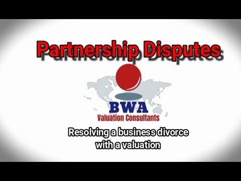 Business Partnership Disputes