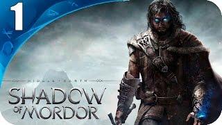 Middle Earth Shadow of Mordor Walkthrough Español Latino Parte 1
