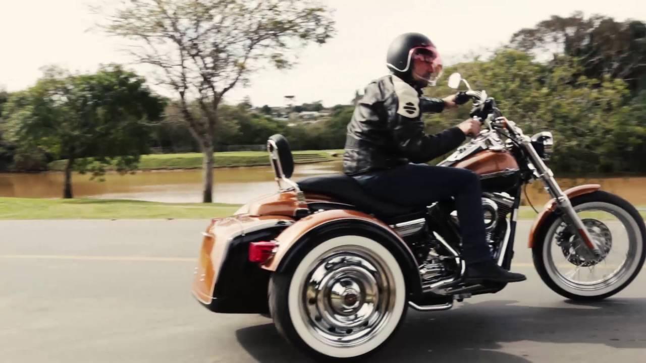 Harley Davidson Dyna Trike