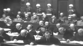 War Crimes Trials Nuremberg, Germany, 12/12/1945 (full)
