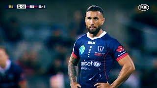 Quade Cooper's Super Rugby return