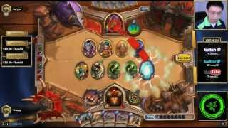 Hearthstone Constructed: Warrior One Turn Kill Deck