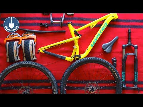 Santa Cruz Tallboy Christmas Gift Dream Bike Rebuild
