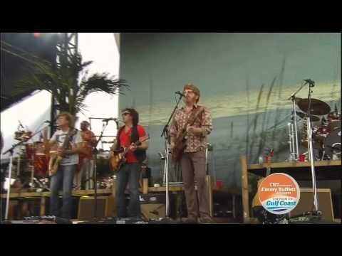 Jimmy Buffett - Gulf Shores Benefit Concert - Cheeseburger in Paradise - 13