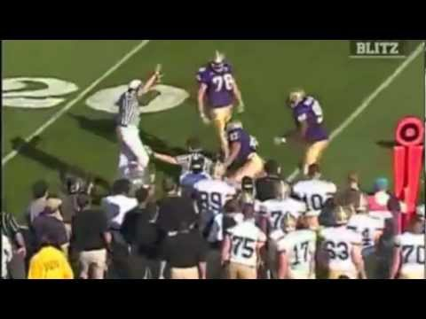 2001 rose bowl 4 washington vs 17 purdue drive through