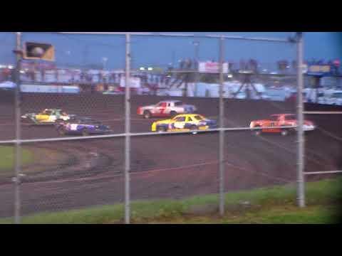 Hobby Stock Heat 3 @ Boone Speedway 05/05/18
