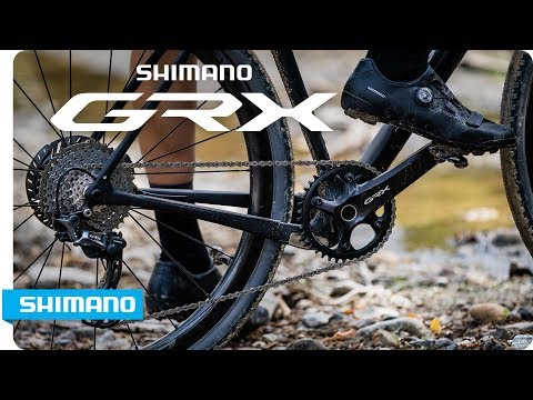 Introducing GRX gravel components   SHIMANO