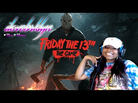 FRIDAY THE 13th | Black Girl Gamer! | FACE CAM