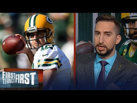 Panthers Game Is A Swing One For Packers So Expect Them To Respond — Nick | NFL | FIRST THINGS FIRST