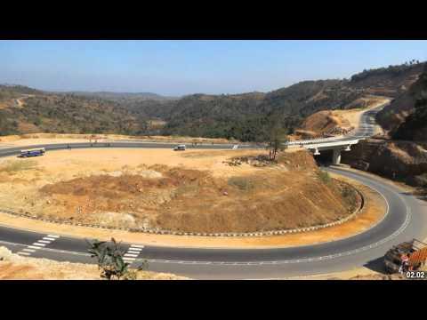 Best places to visit - Cherrapunji (India)