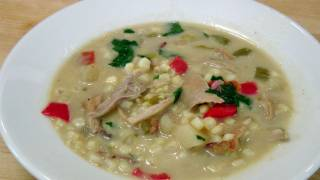 Chicken Corn Chowder Recipe - By Laura Vitale Laura In The Kitchen Episode 137