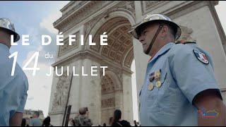 Défilé du 14 juillet 2019 - 12ème BSPF | Sapeur Pompier de l'Hérault (SDIS 34)