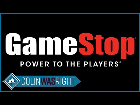 GameStop's Slow Demise and the All-Digital Future - Colin Was Right