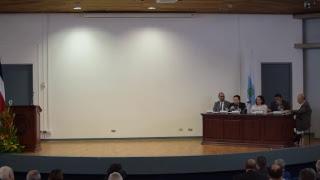 Primer Panel Segundo Foro Institucional 2018