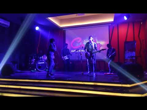 Andra And The BackBone - Musnah Cover Watch Band Live Perform