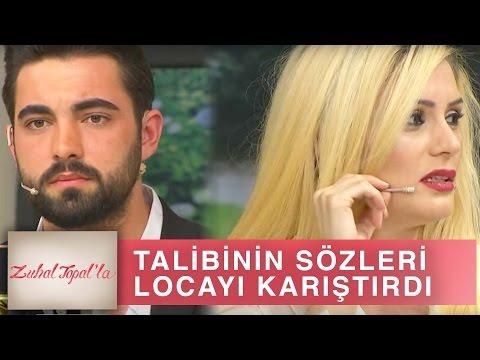 Zuhal Topal'la 184. Bölüm (HD) | Serkan'ın Talibi Alev'in Sözleri Locayı İkiye Böldü!