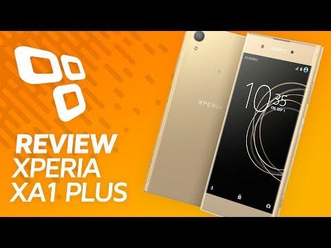 Sony Xperia XA1 Plus - Review/Análise - TecMundo
