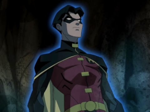 Back from the Dead- Jason Todd & Damian Wayne