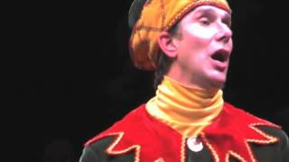 The Santaland Diaries at Alley Theatre
