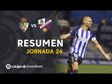 Ponferradina Huesca Goals And Highlights