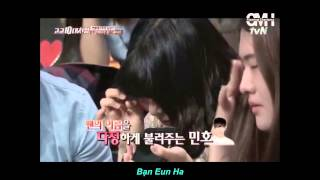 [VIETSUB] 150708  Minho - Phone Call With A Fan On