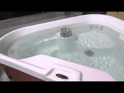 Nice Keys Backyard Triangle Corner Spa 30 Jets 115V Plug N Play Hot Tub Nashville The Spa Guy