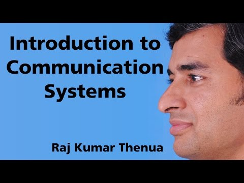 Introduction To Communication - RKTCSu1e01