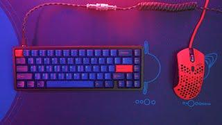 My $450 60% Keyboard SETUP! MY KEYBOARD REVEALED!!!!