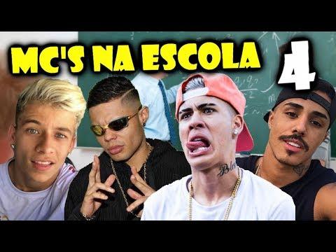 MC'S NA ESCOLA 4 Mc Lan, Mc Kevinho, Mc Pedrinho, Mc Livinho, Mc Fioti...