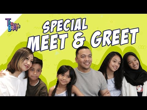 The Baldy's - Special Meet & Greet
