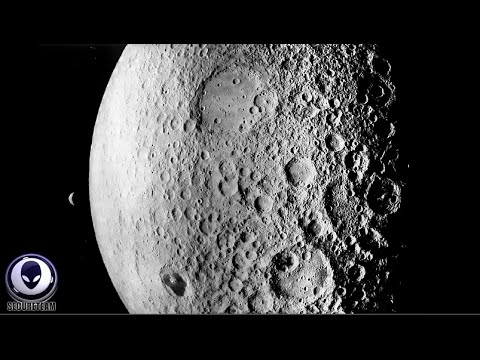 WARNED OFF? Alien BASES On Dark Side Of The Moon Exposed 4/16/16