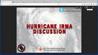 Hurricane Irma Discussion: 5:40 AM ET Sept 6