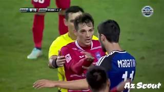 Futbol davalari, Gərgin Anlar, Zədələnmələr ● Azərbaycan Ligası | 2017/2018