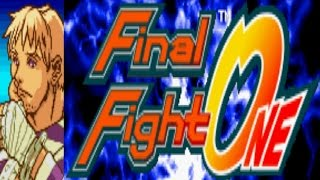 Final Fight One - α Cody (GBA)