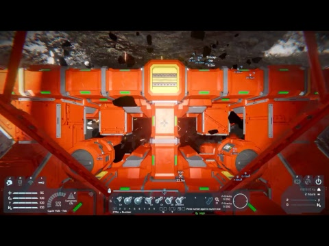 Space Engineers, pt 50, General Mining & SpaceBase improvments with aim to building a Shuttle