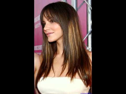 Bayan Uzun Saç Kesim Modelleri 2015