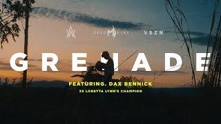 GRENADE ft. RedBull Athlete Dax Bennick 4K