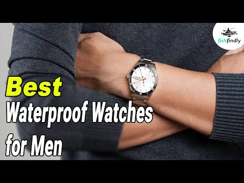 Best Waterproof Watch For Men In 2020 – For Your Fashion!