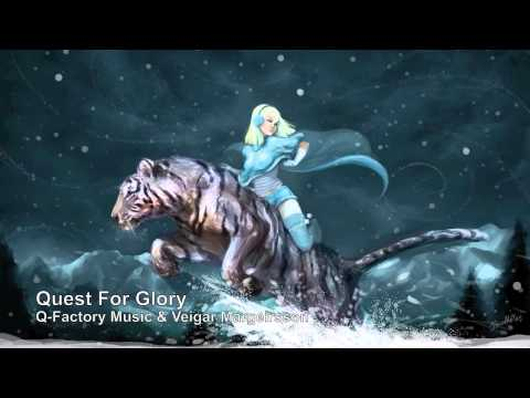 Q-Factory Music - Quest For Glory (Uplifting Inspirational Adventure)