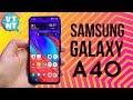 Samsung Galaxy A40 Обзор. Стоит ли покупать? 4k
