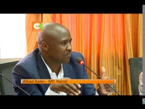 Four Jubilee MPs kicked out of house committees