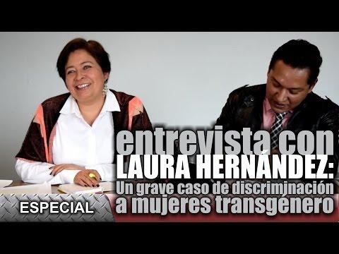 Entrevista con Laura Hernández: Un grave caso de discriminación a mujere...