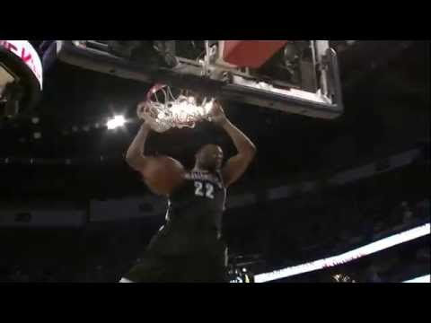 Markel Brown Gets the Steal and Throws Down a 360-Degree Slam