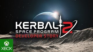 Kerbal Space Program 2 - Developer Story Trailer