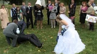 Невеста против жениха. Бои без правил