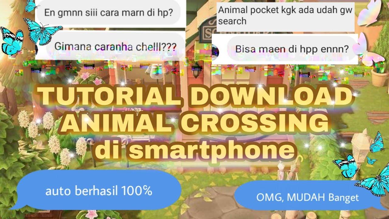 Cara main Animal Crossing New Horizon Pocket Camp di ...